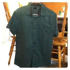 Large Men's G by Guess casual button down shirt.